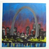 St. Louis Painting